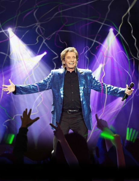 Barry Manilow and Bette Midler to perform at the MGM Grand Garden Arena in 2015