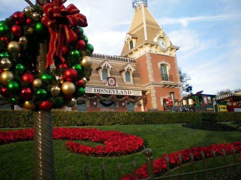 Holidays at the Disneyland Resort, Nov. 13, 2014 through Jan. 6, 2015