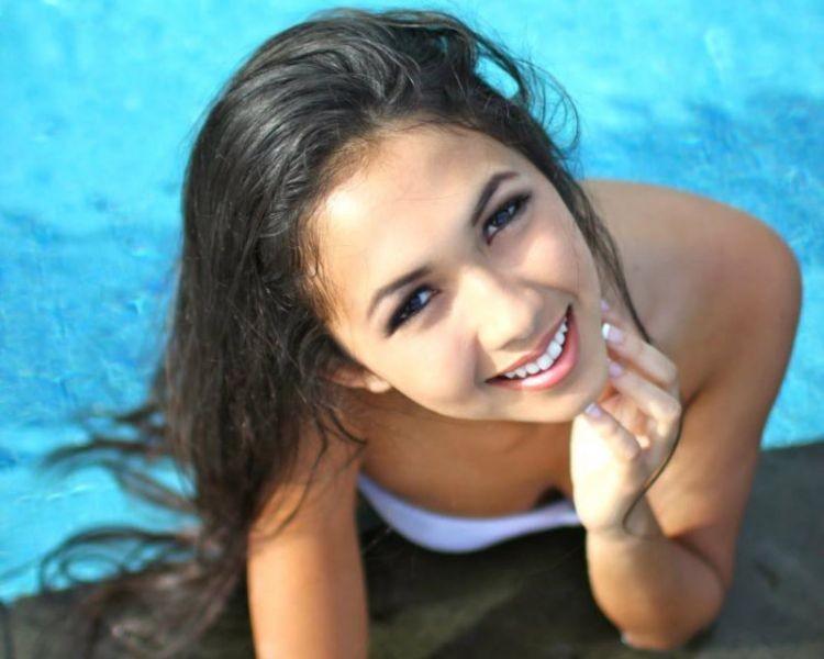 Kyla Hee crowned Miss Hawaii Teen USA