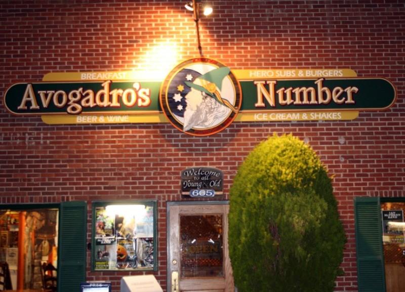 Avogadro's Number hosts multiple interesting happenings this week
