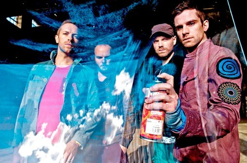 Mylo Xyloto: a Coldplay experience