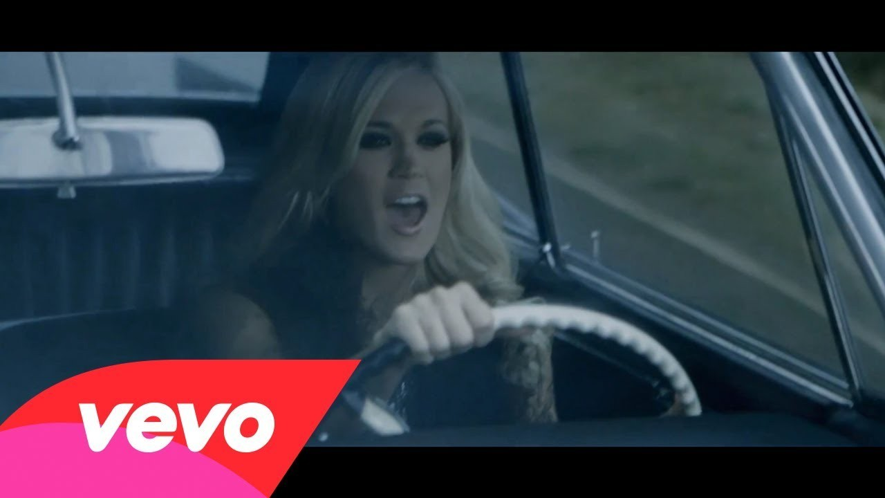 Two black cadillacs carrie underwood download video