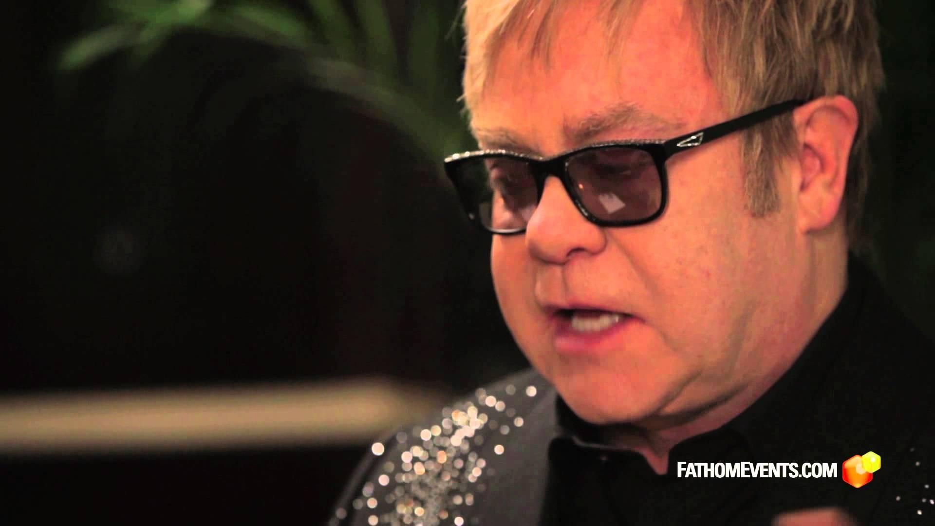 Fathom Events presents Elton John's glittering show 'The Million Dollar Piano'