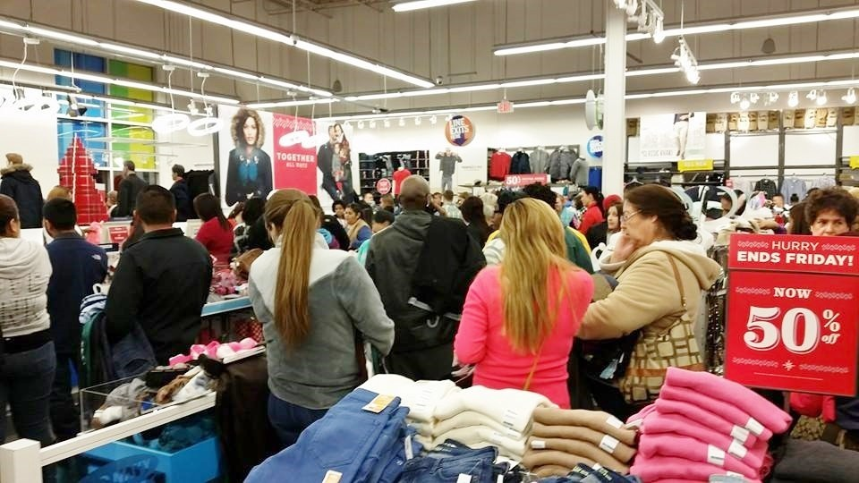 DFW: Has the Black Friday craze died down?