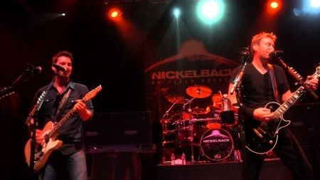 Nickelback announce 2015 fall tour dates in Europe