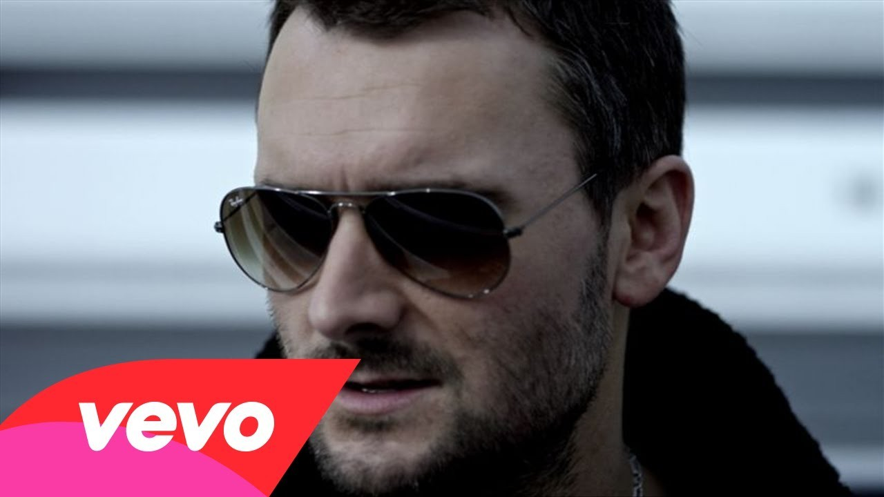 Eric Church celebrates life with 'Talladega' music video: Watch