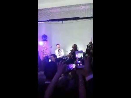 Maroon 5 crashes wedding for upcoming 'Sugar' video