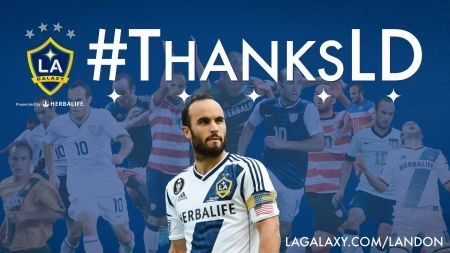 Landon Donovan ends career in style
