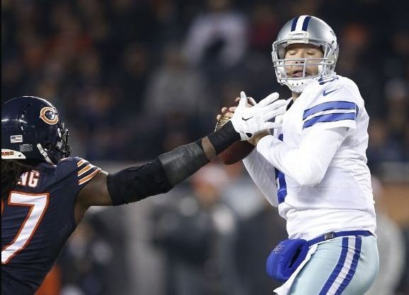 972f7c347 Dallas Cowboys  Tony Romo playing best football in more limited role ...
