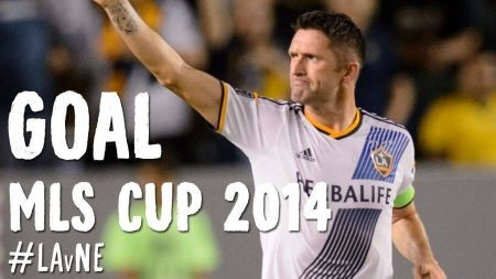 Robbie Keane hints that he could leave the LA Galaxy