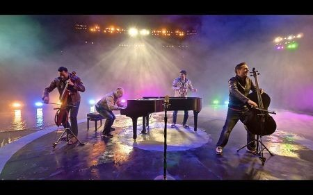 a boston family christmas with the piano guys