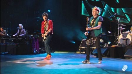 Rolling Stones rank No. 1 on Bilboard Top 25 Boxscores of 2014