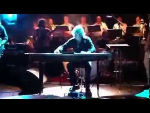 ELP keyboardist and composer Keith Emerson takes it to the power of three
