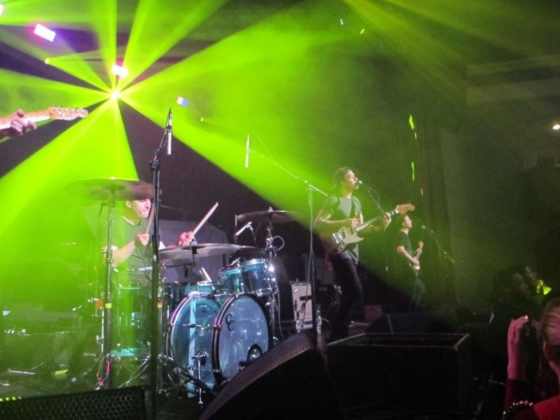 CRUISR delivers musical goodness at Sherman Theater show in Stroudsburg, PA