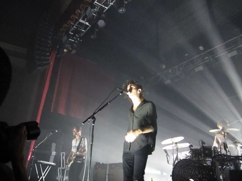 Machester U.K rockers The 1975 deliver the goods in Stroudsburg performance