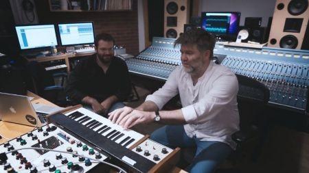 James Murphy announces remix album of tennis data