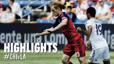 LA Galaxy will open 2015 MLS regular season with Chicago Fire