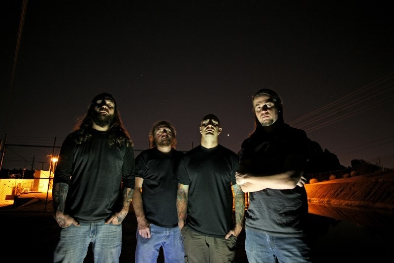 Sorxe: Phoenix doom metal band 'Surrounded By Shadows' says singer Tanner Crace