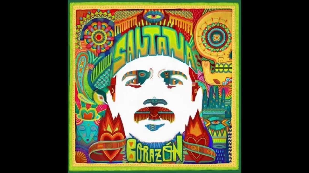 Santana Corazon Tour Mexico