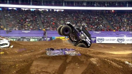 Monster Jam truck tour comes to Los Angeles this winter and spring