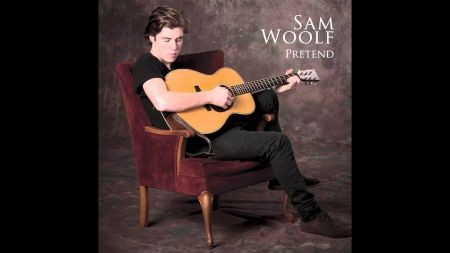 American Idol 2014 Top Five finalist Sam Woolf releases debut album 'Pretend'