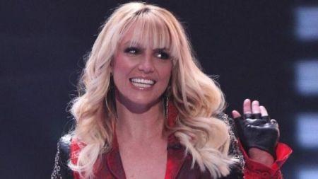 Britney Spears celebrates one year anniversary of residency in Las Vegas