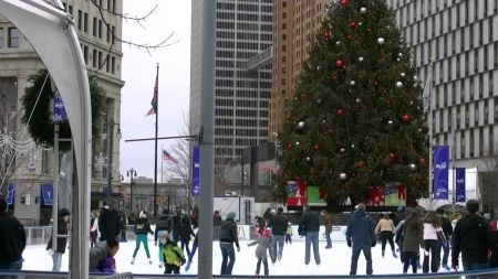 Detroit prepares to drop 'The D' in Motown for New Year's Eve celebration