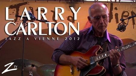 Guitar great Larry Carlton coming to Spaghettini  and the Dave Koz Lounge