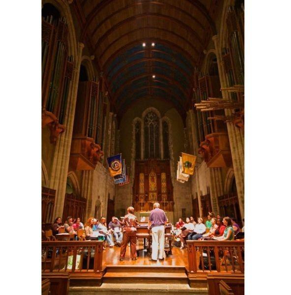 Lehigh Saengerbund Chorus' annual Christmas show includes Disney 'Frozen' medley