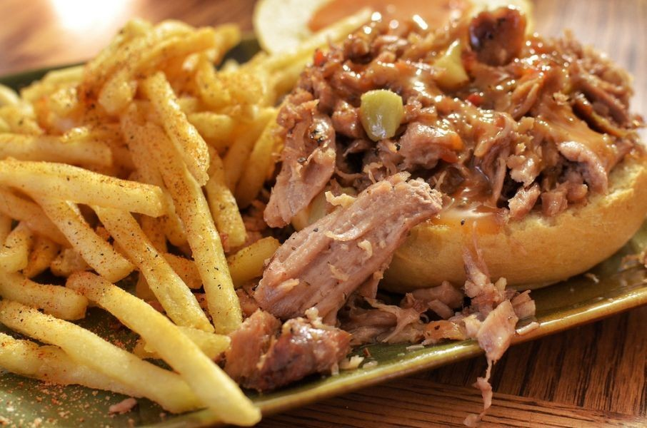 Experience the best pulled pork in Palm Beach County