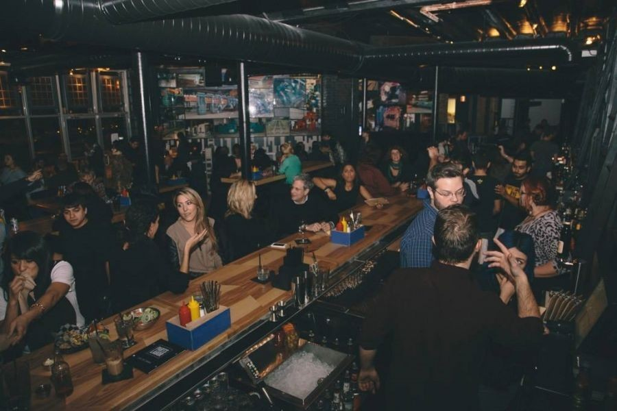 Logan Square's Parts and Labor offers beats, burgers and beer in December
