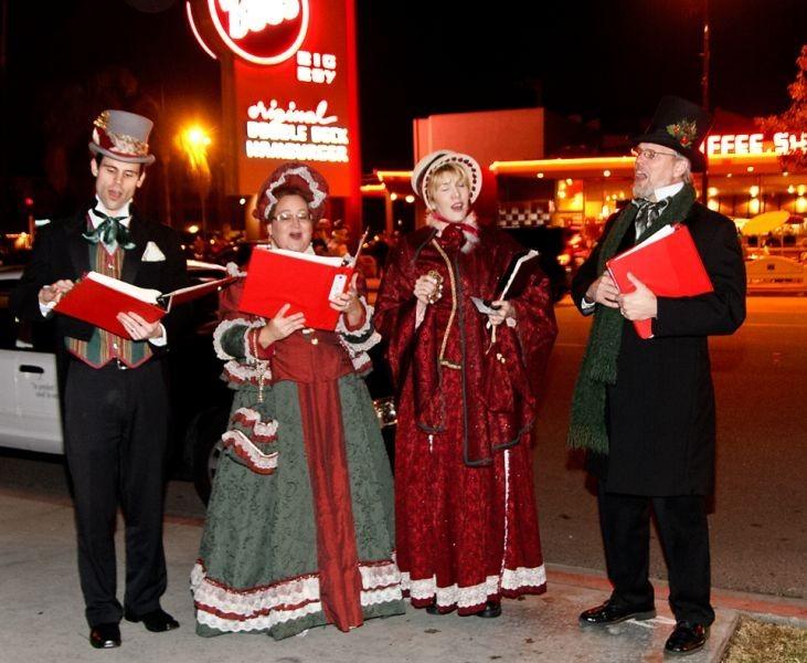 Five holiday happenings in Los Angeles