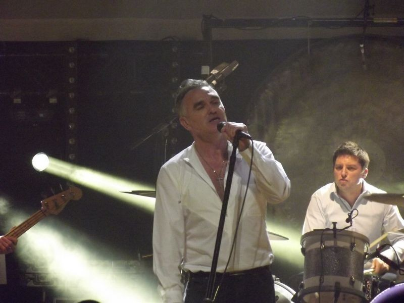 Morrissey announces National Theatre Show