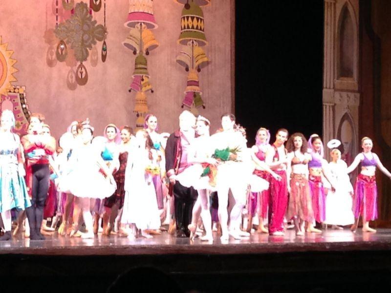 Appalachian Ballet Company S Production Of The Nutcracker Is A