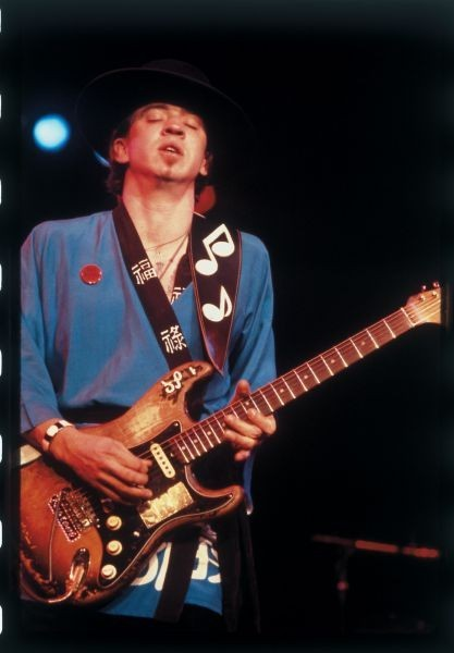 Stevie Ray Vaughan and Double Trouble top Rock and Roll Hall of Fame fan vote