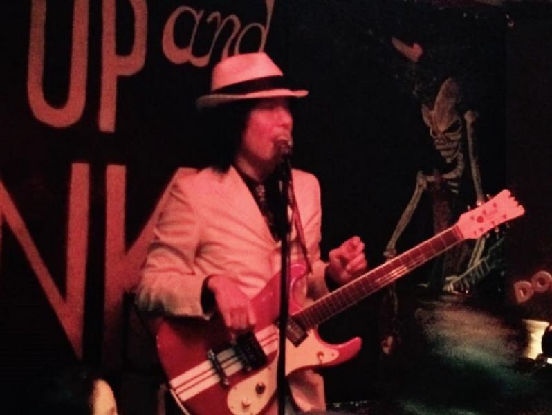 Hardcore and rockabilly collide on a Saturday night at the Double Down