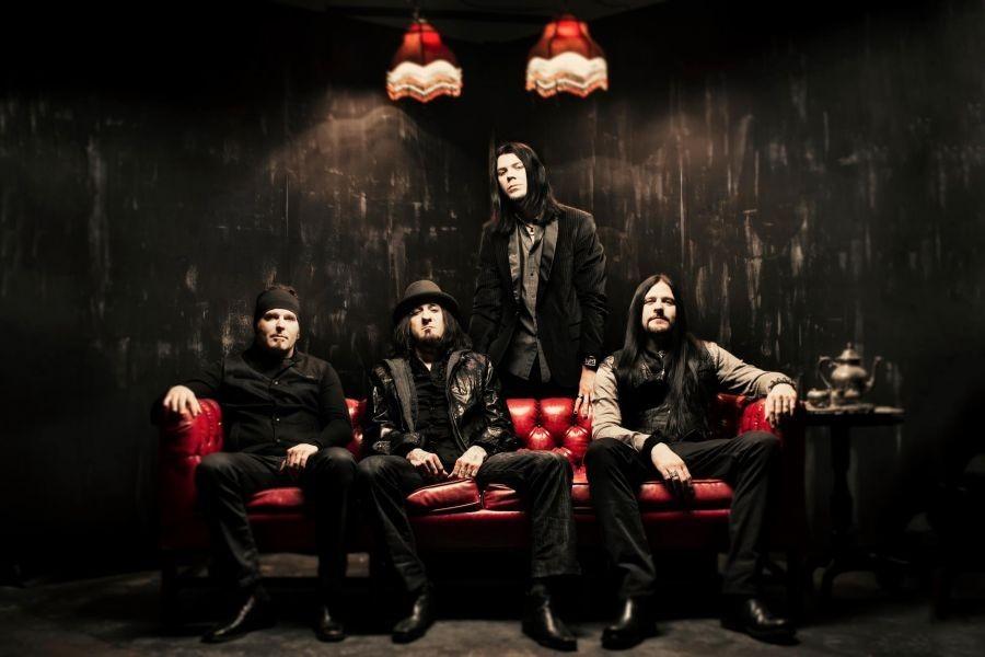 Southern rock/metal giants Saliva to perform at Penn's Peak in Jim Thorpe, PA