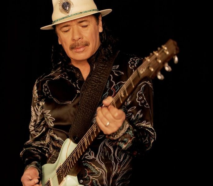 Santana will perform in concert at the Memphis Orpheum Theatre in 2015