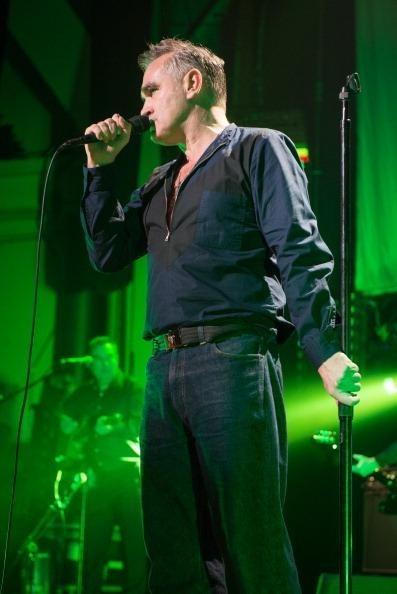 Morrissey announces spring 2013 tour dates, cancels 'Jimmy Kimmel' appearance