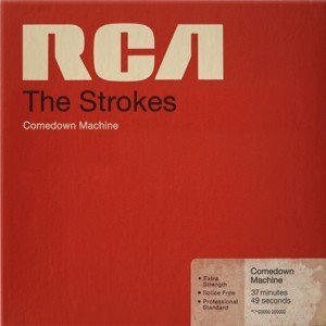 The Strokes to release new album: 'Comedown Machine'