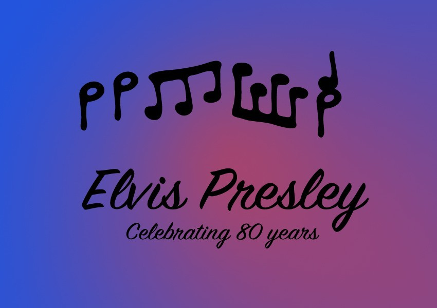 Elvis Presley fans celebrate 80 years since his birth, his music, his life.