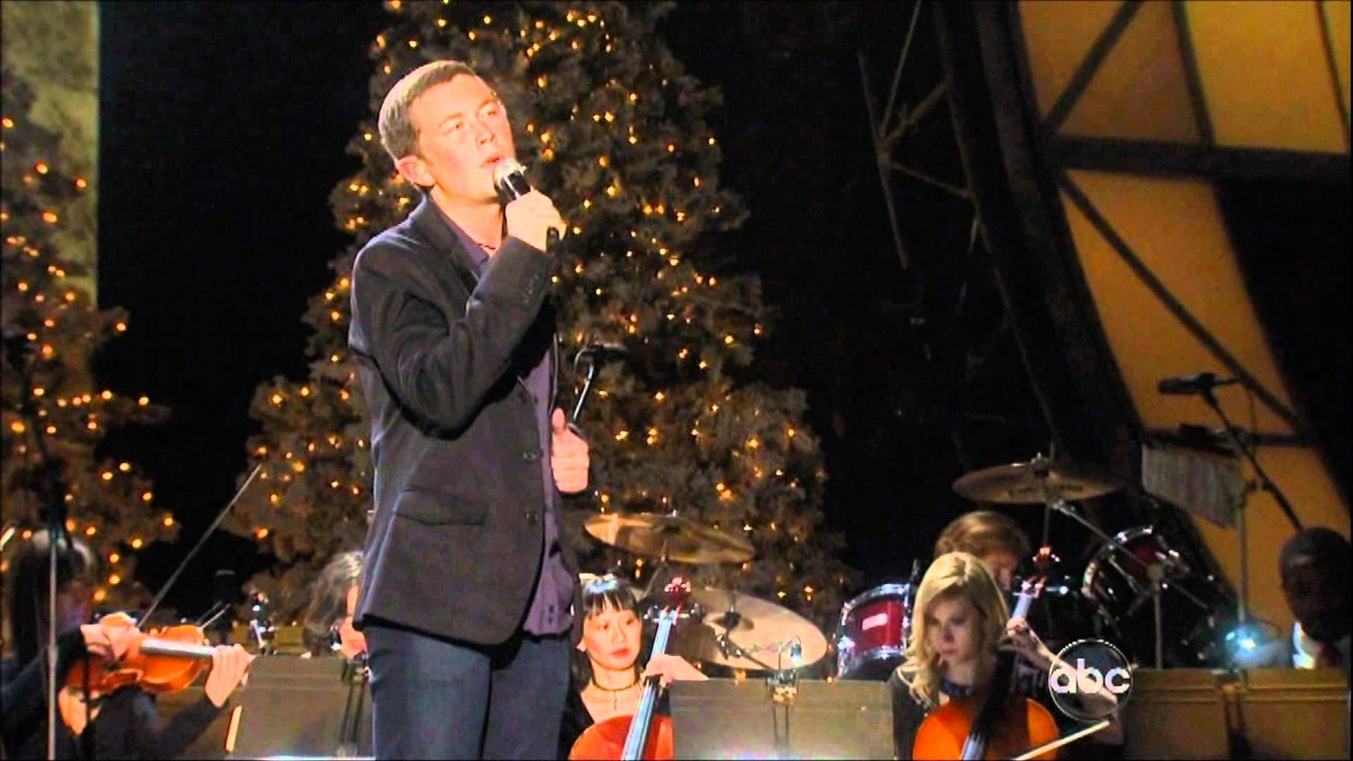 scotty mccreery lady antebellum join jennifer nettles for country christmas