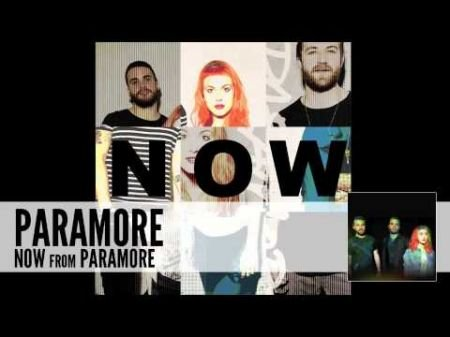 Paramore debut new single 'Now'