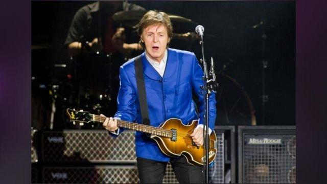 Paul McCartney releases 'New' single and announces album details