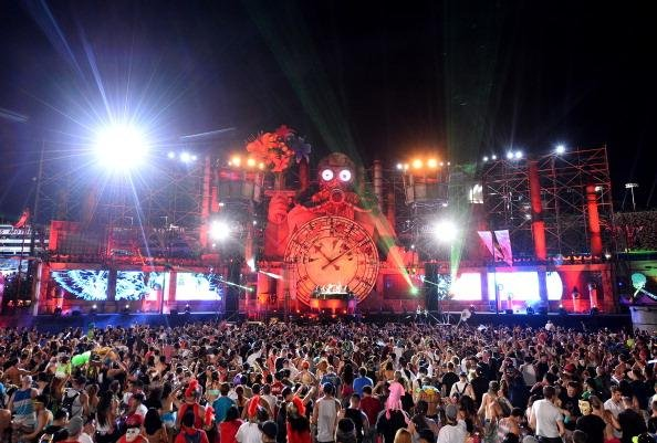 Electric Daisy Carnival Las Vegas sold out