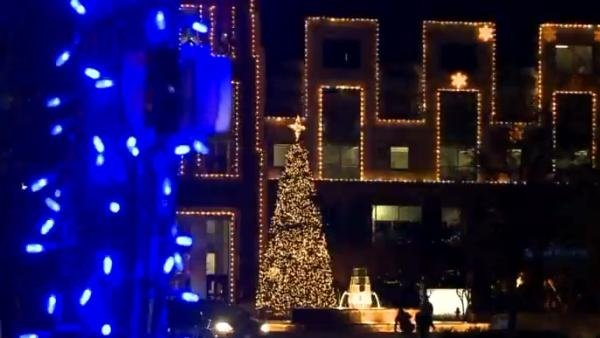 best places to see christmas lights in dallas ft worth
