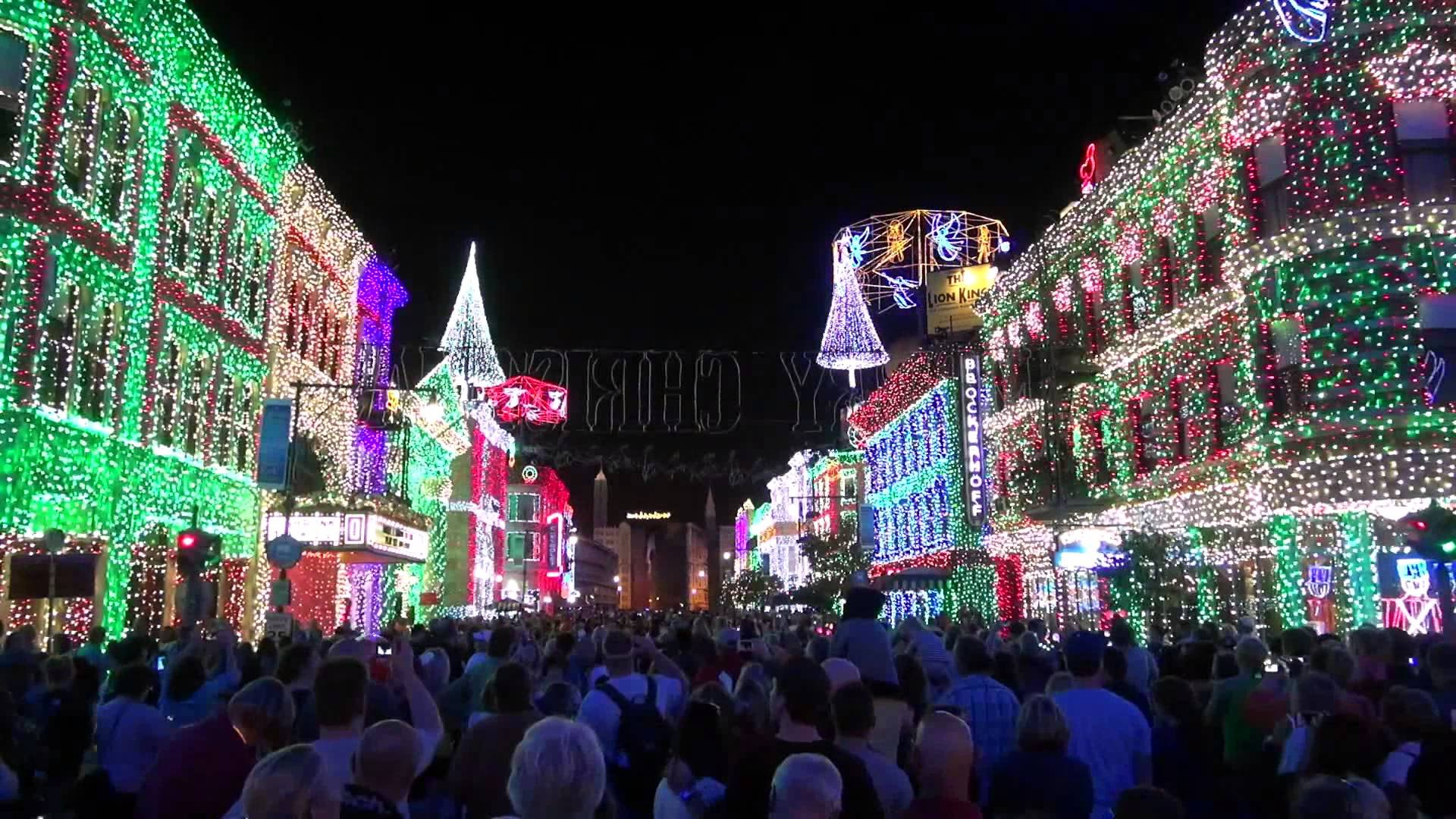there is still time to see christmas lights in the orlando area