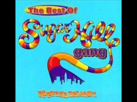 The Sugarhill Gang's 'Livin' in the Fast Lane' a very confusing album