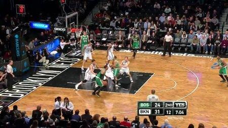 Avery Bradley, Tyler Zeller lead Celtics to an 89-81 victory over Nets