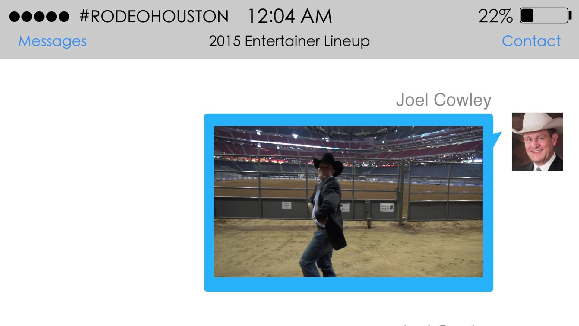Entertainers announced to perform at 2015 RodeoHouston